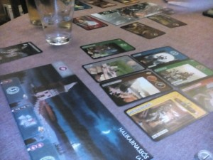 Seven Wonders - complicated but good.